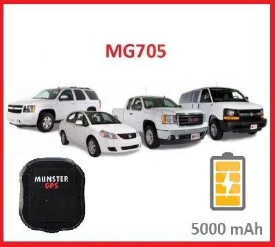 Magnetic GPS Tracker