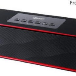 Portable Wireless Bluetooth Speaker with FM Radio