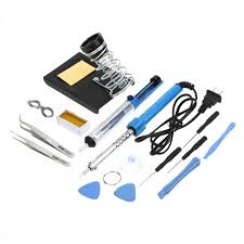 Electric Soldering Iron Tool Kit