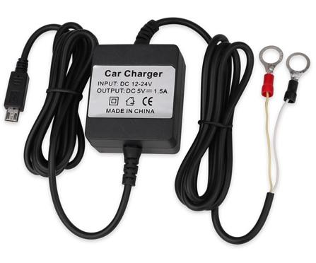 car charger for TKstar