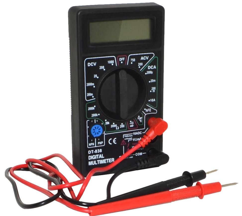 Mini Ac Dc Digital Multimeter Gps Tracking Devices