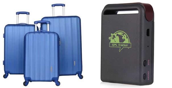 Suitcase GPS Tracker