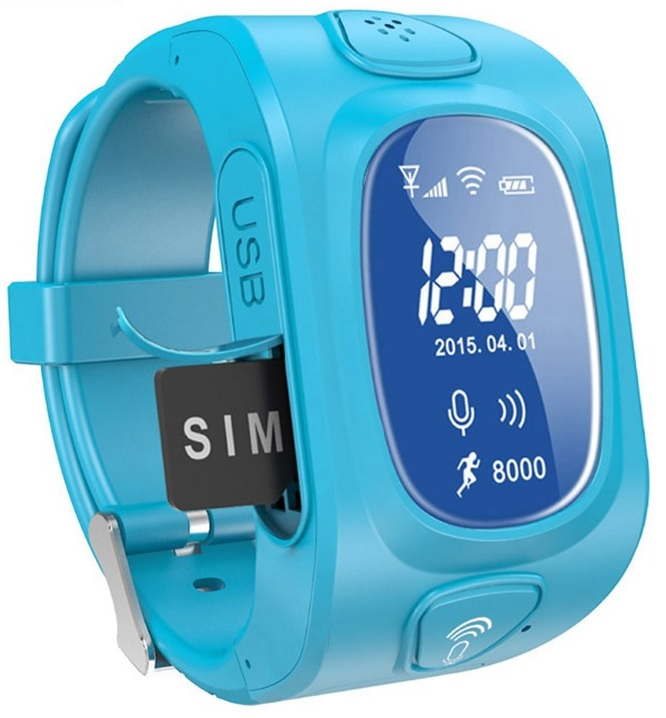 kid smart products watch watches gps kids green tracker wristwatch